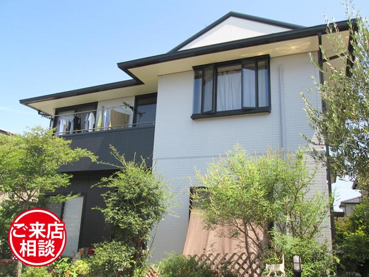 玄関ドア塗装で外観にアクセント!お家の印象をガラリと変える塗装リフォーム!