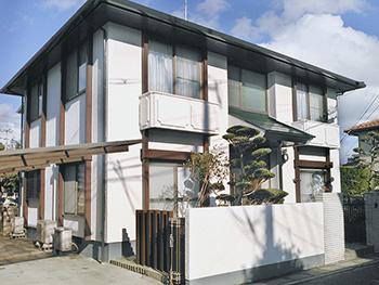 ガルバリウム鋼板の塗装もお任せ下さい!シリコン塗料&遮熱塗料で素敵な外観に!