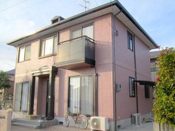 お好みの色で屋根外壁、気持ちもリフレッシュ♪日本ペイントのシリコン塗料で塗装リフォーム!