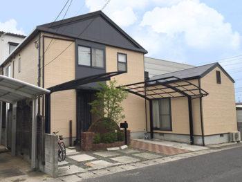 超低汚染遮熱塗料で美観性長持ちの屋根外壁リフォーム!
