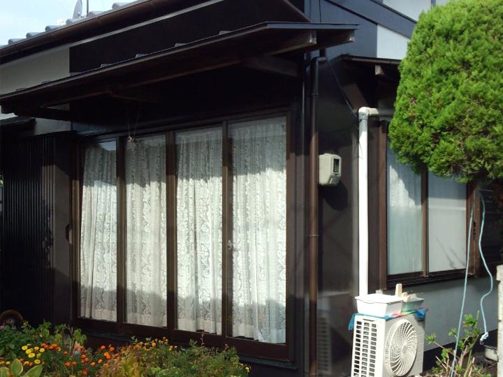 趣きのある素敵な外観へ一新!外壁塗装リフォームです!