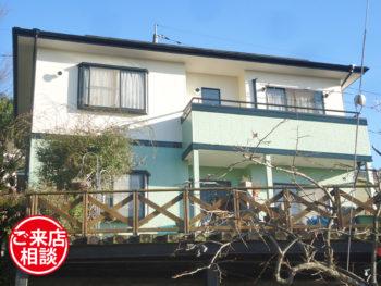 防藻・防カビ!アステックペイントの防水塗料「EC-2000F-IR」で外壁塗装リフォーム!