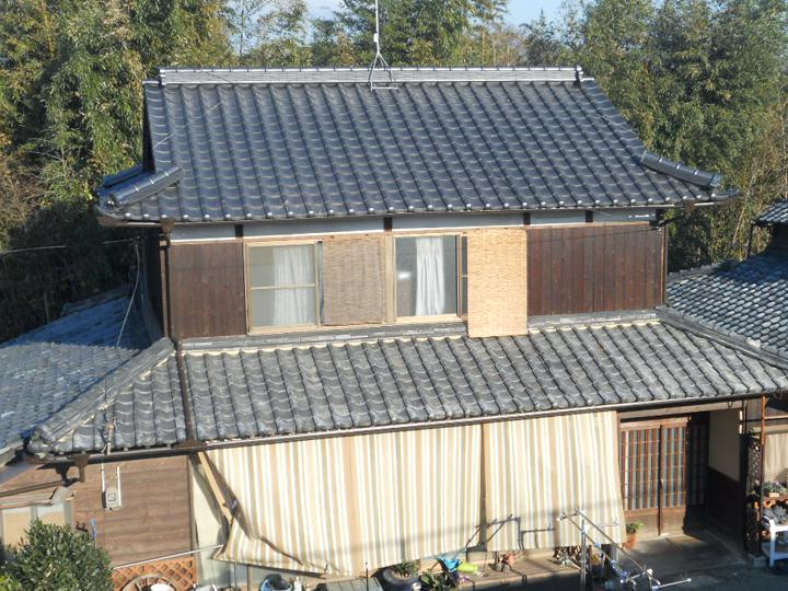 屋根瓦の葺き替え!雨漏り対策で長持ちする屋根にリフォーム!