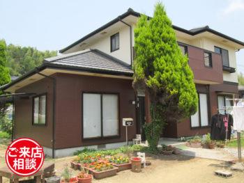 モニエル瓦の屋根塗り替えもお任せ下さい!遮熱塗料で夏の暑さも軽減塗替えリフォーム!
