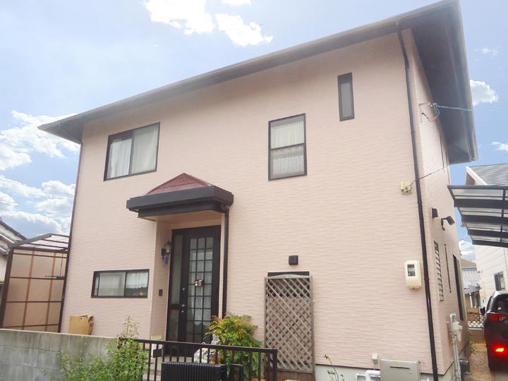フッ素塗装でお家を守る!長期に渡り遮熱性能を保持するサーモアイ4Fで塗装リフォーム!