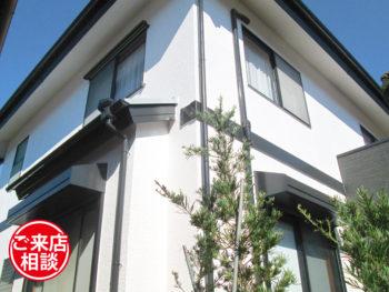 西日の暑さと雨水から家を守る!アステックの遮熱防水塗料EC-2000Fで塗り替えリフォーム!