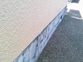 アパート塗装前の基礎
