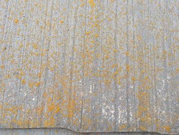 屋根外壁塗装施工前、屋根状態【ベストホーム|岡山】