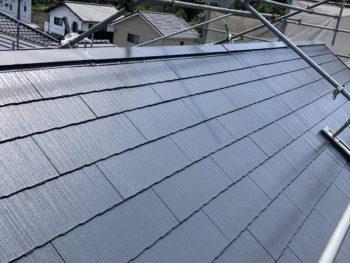 屋根・外壁塗装|工事中【ベストホーム】